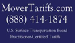 Mover Tariffs